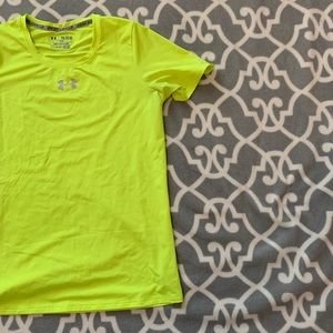 Fitted Under Armour Short sleeve Tee